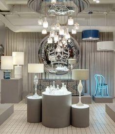 Lighting Retail Store Interior Design