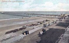 Redcar Pier x Middlesbrough, Childhood Days, Close To Home, North Sea, North Yorkshire, Old Photos, Cleveland, Watercolors, Closer