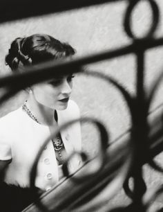 I don't like this woman, but this photo is ok. (Irene Adler)