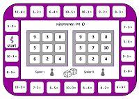 Minsommen bingo tot 10