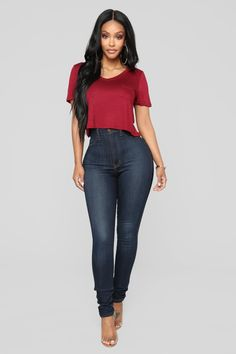 Body Suit Outfits, Curvy Outfits, Jean Outfits, Work Outfits, Casual Outfits For Teens School, Classy Outfits, Black Women Fashion, Curvy Fashion, Bodysuit Outfit Jeans