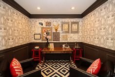 Pin to Inspire Contest Create A Board, Den, Corner Desk, Fashion Forward, Rooms, Inspire, Luxury, Inspiration, Furniture