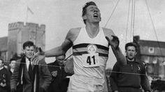 Roger Bannister 4 Minute Mile
