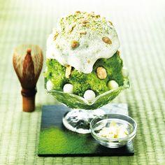 パブロから初のかき氷が登場 宇治抹茶チーズタルトをイメージ