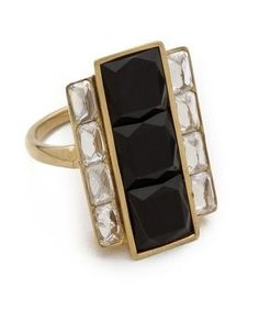 Kelly Wearstler Rexford Cocktail Ring ($225)   The Only Thing Better Than a Cocktail . . .   POPSUGAR Fashion