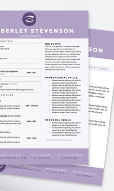 On the Creative Market Blog - How I Made Over $5,000 Selling Resume Templates