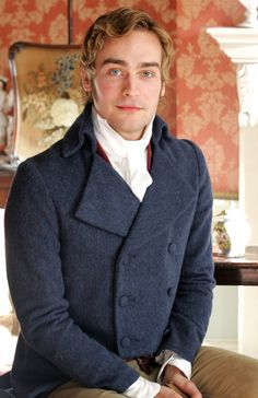 Tom Mison as Lord John Grey
