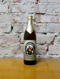 Franziskaner Hefe-Weissbier (5% / Weissbier / Munique - Alemanha) #cerveja #beer