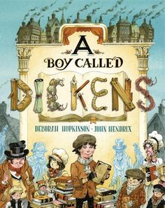 For years Dickens kept the story of his own childhood a secret. Yet it is a story worth telling. For it helps us remember how much we all might lose when a child's dreams don't come true … As a child, Dickens was forced to live on his own and work long hours in a rat-infested blacking factory. Readers will be drawn into the winding streets of London, where they will learn how Dickens got the inspiration for many of his characters. The 200th anniversary of Dickens's birth was February 7…