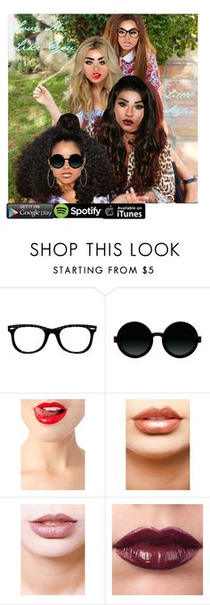 """""""New Single: Love Me Like You {Read D}"""" by littlestylez-official ❤ liked on Polyvore featuring Moscot, TheBalm, Nero Cosmetics, Lime Crime and Jennifer Meyer Jewelry"""