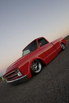 "Fesler Built 1967 Chevy Truck ""Project 67"""