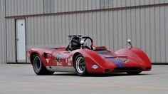1969 Lola T163 Can Am Race Car Chassis No. SL163/20 presented as lot S199 at Monterey, CA 2013 - image1