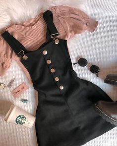 Simply Beauty Teenager Outfits Ideas For the Flawless Look - Page 7 of 70 - best women style Teenage Outfits, Teen Fashion Outfits, Cute Fashion, Outfits For Teens, Girl Fashion, Girl Outfits, Fashion Hacks, Tween Fashion, Cute Casual Outfits