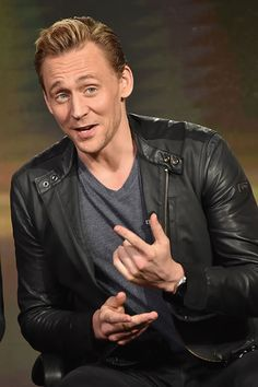 Tom Hiddleston speaks onstage during The Night Manager panel as part of the AMC Networks portion of This is Cable 2016 Television Critics Association Winter Tour at Langham Hotel on January 8, 2016 in Pasadena, California. Full size image: http://ww2.sinaimg.cn/large/6e14d388gw1ezt4h9roccj21n42d4b2a.jpg Source: Torrilla, Weibo