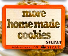 Demarle Silpat Non-Stick Baking Mat – More Home Made Cookies!