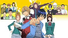 Bakuman Manga Ai Kayano, Yuri On Ice, Air Gear Characters, Fictional Characters, Air Gear Anime, Illustration Manga, Manga Illustrations, Basketball Anime, Tv Tropes