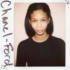 See the first-ever casting polaroids of young supermodels like Miranda Kerr and Candice Swanepoel before they were famous. Chanel Iman, Miranda Kerr, Cara Delevingne, Kendall Jenner, Models Without Makeup, Model Polaroids, Victoria's Secret, Makeup