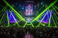 Bassnectar performing live @ Nashville's Bridgestone Arena