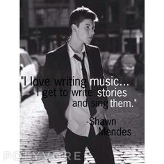 Shawn Mendes Quote xx