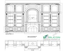 We have got a vast suite of Architectural capabilities- one of them characterizes as #Architecture #Shop #Drawing. We at #Silicon #Engineering #Consultants #Limited understand that custom #architectural #millwork is an important component of interior work for any #construction #project. We understand the need for the work and thus create millwork #drawings for architectural plans. There are details that help architectures and builders meet different #building #design requirements. Auckland, Architectural Engineering, Architectural Services, Building Concept, Building Design, Shop Interior Design, Interior Work, Healthy Snacks For Adults, Sign Design
