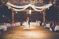 Rustic Chic Wedding by A.Marie Photography - Planned in 3 Months » KnotsVilla