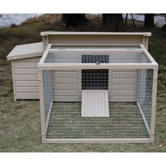 The New Age Pet EcoChoice Fontana Chicken Barn & Exercise Pen provides the perfect habitat for up to 6 chickens. The barn is durably constructed of. Chicken Barn, Chicken Runs, Friendly Plastic, Pet Home, Side Door, Pet Bowls, New Age, Coops, Habitats
