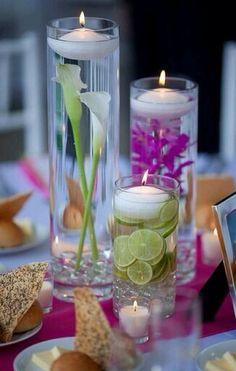 velas flotantes - Buscar con Google