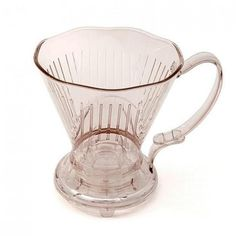 My Chemex broke and so I just bought this manual coffee drip - it seriously makes the best coffee ever. And is so easy!