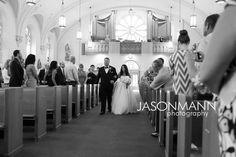 Church ceremony. ~ Summer Door County Real Wedding. Photo by Jason Mann Photography | 920-246-8106 | www.Jmannphoto.com