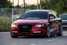 Image may contain: car and outdoor Audi Wagon, Audi A4 B7, Audi A6 Avant, Audi Cars, Custom Cars, Cars And Motorcycles, Luxury Cars, Super Cars, Vehicles
