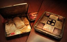 Medical Box // Fallout 3 Props by Keevanski on DeviantArt