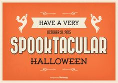 Here is an awesome typographic Halloween poster illustration that I really hope you enjoy!