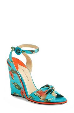 Paul+Andrew+'Wisteria'+Wedge+Sandal+(Women)+available+at+#Nordstrom