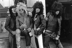 """Long+Awaited+Motley+Crue+Biopic+""""The+Dirt""""+In+Negotiations+To+Land+At+Netflix"""