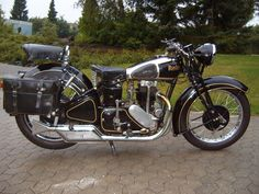 1934 Rudge Special