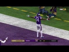 Stefon Diggs Unbelievable Game-Winning Touchdown! | 2018 NFC Divisional Game Highlights - YouTube