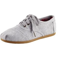 Women's TOMS Shoes Fabric Lace-Up Shoe discovered on Fantasy Shopper £48.10 #fashion #style
