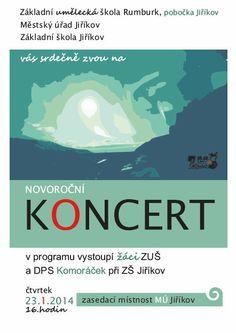 Novoroční koncert v Jiříkově