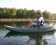The Lifetime 10 Foot Sport Fisher Tandem Kayak is perhaps one of the best fishing kayaks on the market. This kayak has been designed with a tunnel hull. Tandem Fishing Kayak, Fishing Kayak Reviews, Best Fishing Kayak, Kayak Camping, Canoe And Kayak, Sea Fishing, Kayaking Gear, Fishing Life, Trampolines