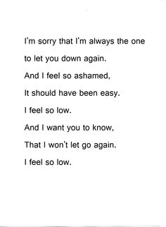 Marianas Trench Low lyrics
