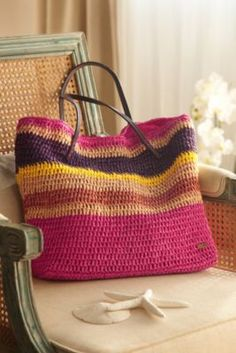 Acapulco Tote from Soft Surroundings