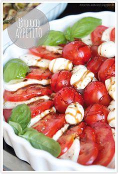 Dreierlei Liebelei: Buon appetito! Italian Style Geburtstagsbuffet für meinen Lieblingsmann