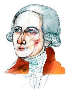 Antoine Lavoisier (1743-1794).