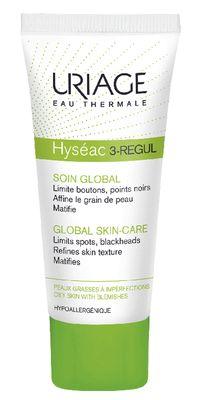 HYSÉAC 3-REGUL Cuidado global - Pele oleosa, com imperfeições
