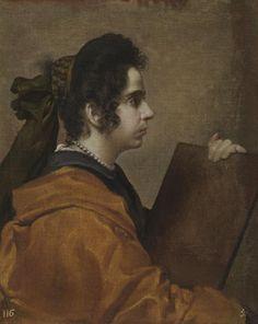 Sibila - Velázquez, Diego Rodríguez de Silva y - 1632 - Colección - Museo Nacional del Prado