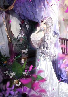 Romantic Anime Couples, Romantic Manga, Cute Anime Couples, Anime Girl Hot, Manga Anime Girl, Anime Couples Manga, Beautiful Anime Girl, I Love Anime, Romance Manga List
