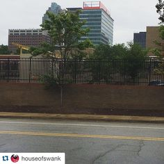 "Shop Local Raleigh on Instagram: ""@houseofswank is located 2 blocks from Red Hat & is not considered ""downtown"" by @raleighplanning & so that means they cannot have a food truck in their parking lot. The other side of that yellow line in the middle of the street however, is zoned to have food trucks. Please sign this petition to help us make a minor change to the current food truck ordinance. https://generationopportunity.org/petitions/free-the-food-trucks-in-raleigh/""…"