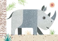 'Rhino' by Simon Hart