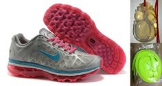 Chalcedony Dragon Volt Lace Womens Nike Air Max 2011 Metallic Silver/Laser Pink/White/Bright Turquoise Sneakers