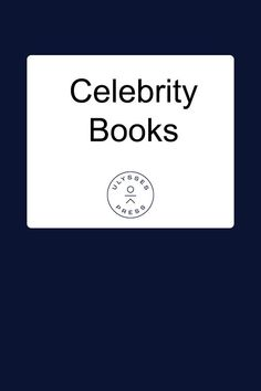 A list of books to help you detox and cleanse your body. Celebrity Books, The Wiz, Cleanse, Author, Celebrities, Detox, Collection, Celebs, Writers